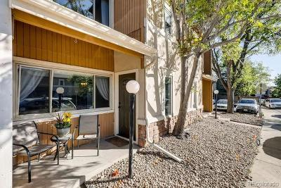 Boulder Condo/Townhouse Under Contract: 805 West Moorhead Circle #B