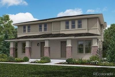Littleton CO Condo/Townhouse Active: $448,000