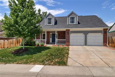 Arvada Single Family Home Under Contract: 7125 Eldridge Court