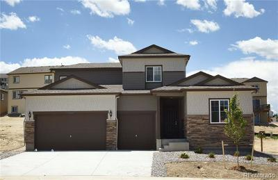 Castle Rock Single Family Home Active: 3209 Picketwire Way