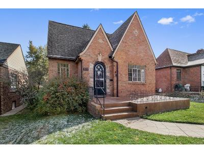 Park Hill, Parkhill Single Family Home Active: 3070 Bellaire Street