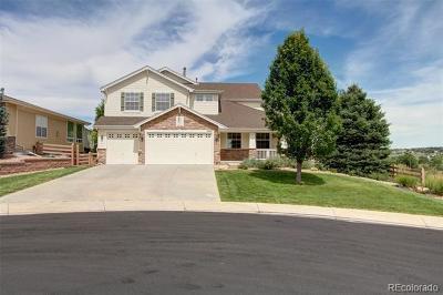 Parker Single Family Home Active: 6033 Merchant Place