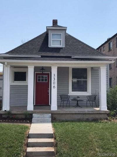 Englewood Single Family Home Active: 3300 South Grant Street
