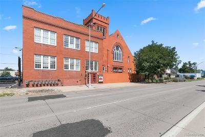 Baker, Baker/Santa Fe, Broadway Terrace, Byers, Santa Fe Arts District Condo/Townhouse Active: 225 North Lincoln Street #5