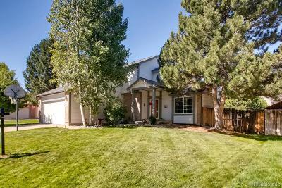 Centennial Single Family Home Under Contract: 5431 South Genoa Street