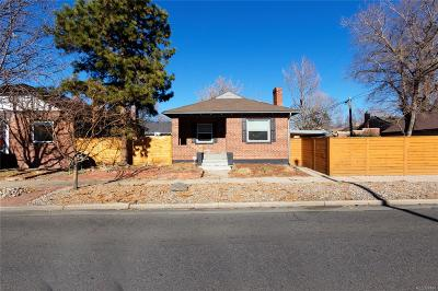 Single Family Home Active: 3515 East 6th Avenue