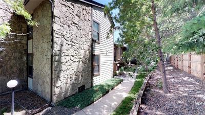 Arvada Condo/Townhouse Under Contract: 7870 West 87th Drive #M