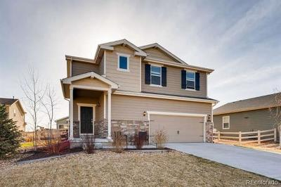 Dacono Single Family Home Active: 5620 West View Circle