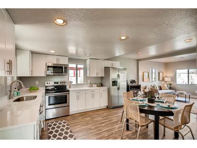 Denver Single Family Home Under Contract: 3104 West Alaska Place