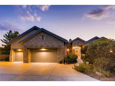 Castle Rock CO Single Family Home Active: $975,000