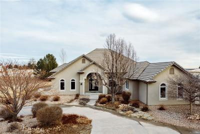 Single Family Home Under Contract: 35198 Cornerstone Way