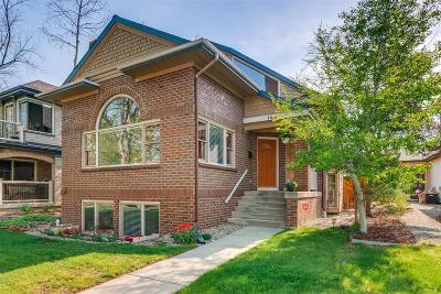 Denver Single Family Home Under Contract: 1280 South Race Street