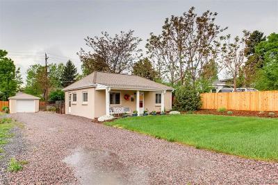 East Colfax, Montclair Single Family Home Active: 1171 Quebec Street
