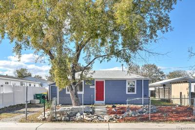 Commerce City Single Family Home Active: 7031 Grape Street