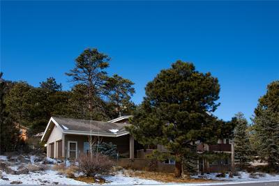 Estes Park Single Family Home Under Contract: 991 Woodland Court