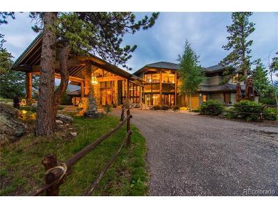 Evergreen Single Family Home Active: 34750 Fox Ridge Road