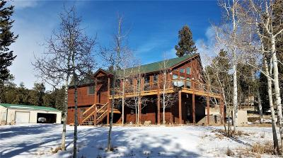 Park County Single Family Home Under Contract: 199 Elk Horn Court
