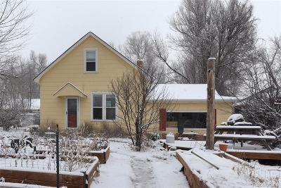 Fort Collins Single Family Home Active: 506 East Stuart Street