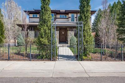Denver Single Family Home Active: 1000 South Cook Street