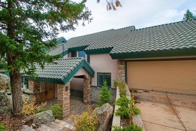 Evergreen Single Family Home Active: 3883 Mountainside Trail