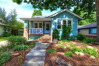 Denver Single Family Home Active: 4537 Newton Street