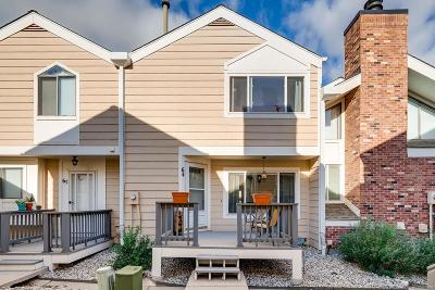 Arvada Condo/Townhouse Under Contract: 6725 West 84th Way #64