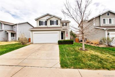 Littleton Single Family Home Active: 9570 Marmot Ridge Circle