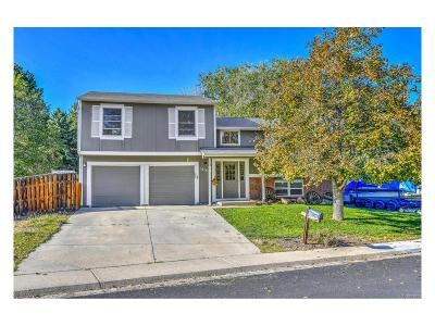 Broomfield Single Family Home Under Contract: 10341 Nelson Court