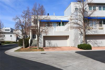 Denver Condo/Townhouse Active: 9200 East Cherry Creek South Drive #26