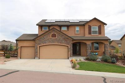 Monument Single Family Home Active: 15625 Transcontinental Drive