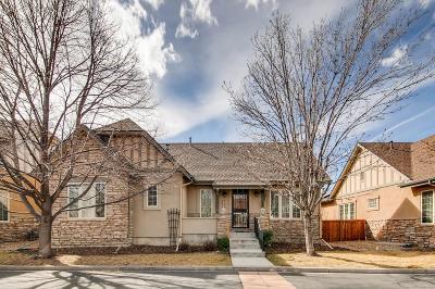 Denver Single Family Home Active: 7979 East 5th Avenue