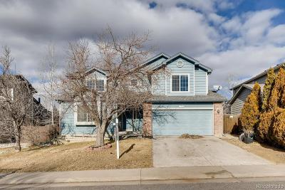 Aurora Single Family Home Active: 4192 South Jebel Way