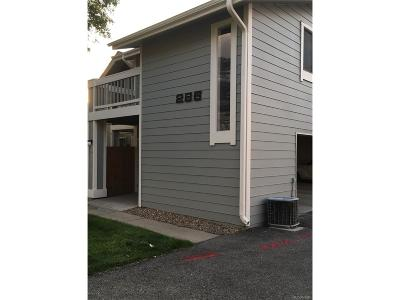 Arvada Condo/Townhouse Under Contract: 6951 West 87th Way #286