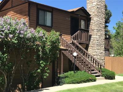Westminster Condo/Townhouse Active: 9178 West 88th Circle