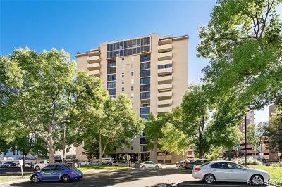 Cherry Creek Condo/Townhouse Active: 2 Adams Street #1405