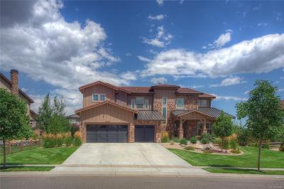 Broomfield Single Family Home Active: 13898 Barbour Street