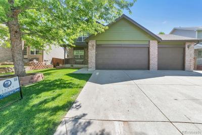 Thornton Single Family Home Active: 9632 Franklin Street