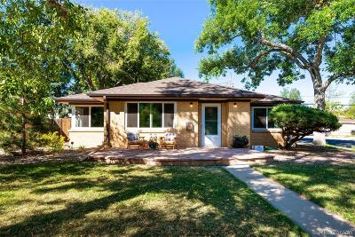 Denver CO Single Family Home Active: $400,000