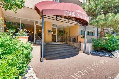 Cap Hill/Uptown, Capital Hill, Capitol Hill Condo/Townhouse Active: 1029 East 8th Avenue #1103
