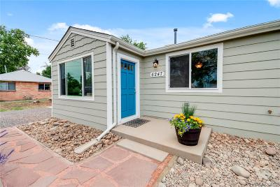 Arvada Condo/Townhouse Active: 6247 West 53rd Avenue