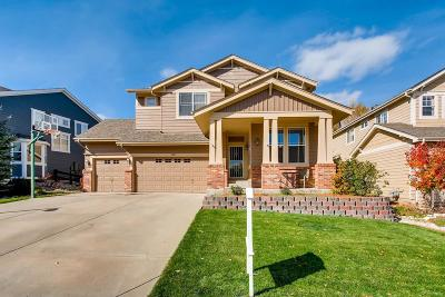 Castle Pines Single Family Home Under Contract: 7257 Arco Iris Lane