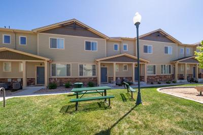 Federal Heights Condo/Townhouse Active: 1637 Aspen Meadow Circle