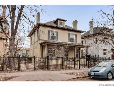 Denver CO Single Family Home Sold: $750,000