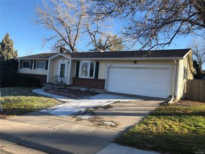 Westminster Single Family Home Under Contract: 9000 Cody Circle