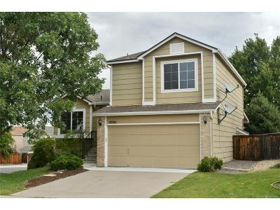 Highlands Ranch Single Family Home Under Contract: 9785 Castle Ridge Circle