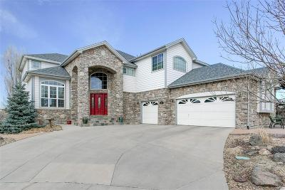 Arapahoe County Single Family Home Active: 7581 South Duquesne Way