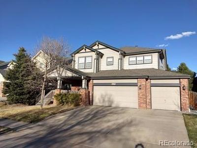 Aurora Single Family Home Under Contract: 5278 South Granby Court