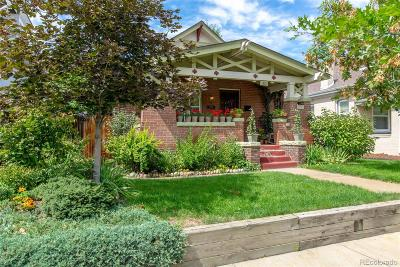 Single Family Home Under Contract: 1385 South Lincoln Street