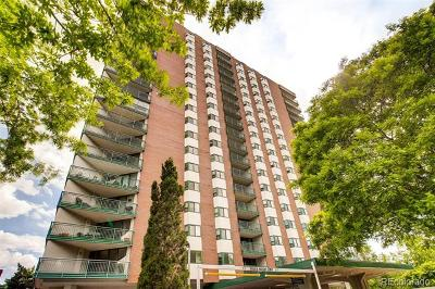 Denver Condo/Townhouse Active: 550 East 12th Avenue #507