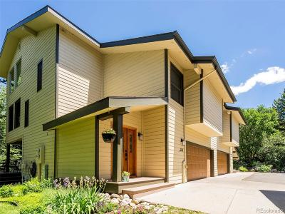 Steamboat Springs Condo/Townhouse Active: 2118 Aster Place